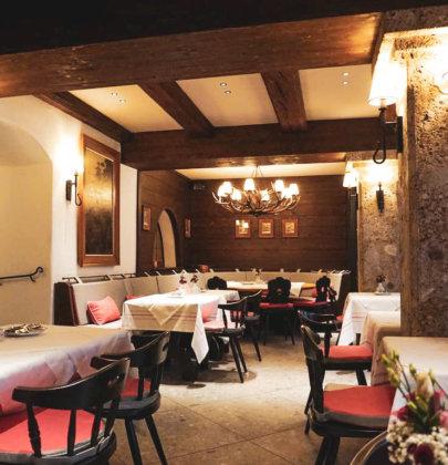 Restaurant Herzl; Tradition in der Salzburger Altstadt