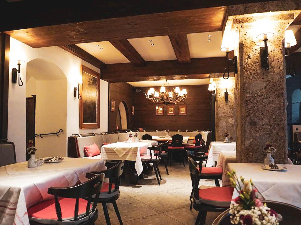 Restaurant Herzl in Salzburg