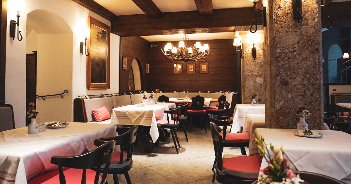 Restaurant Herzl; Tradition in der Salzburger Altstadt | claudiaontour