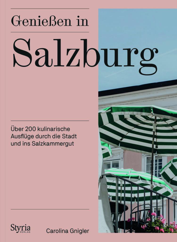Cover Genießen in Salzburg
