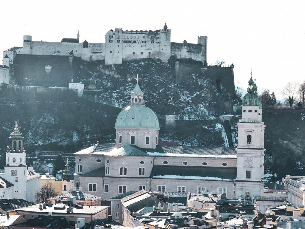 Dom mit Festung