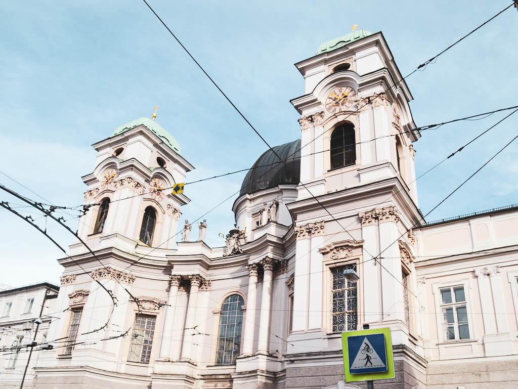 Kirche am Makartplatz Salzburg