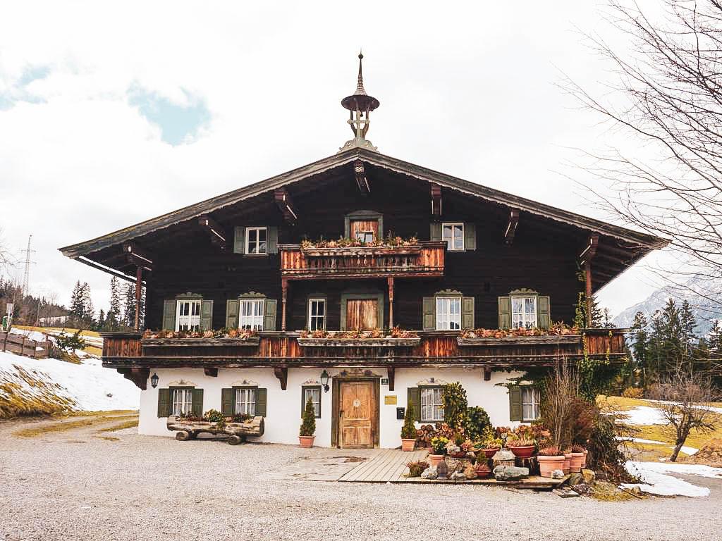 Bergdoktorhaus Ellmau