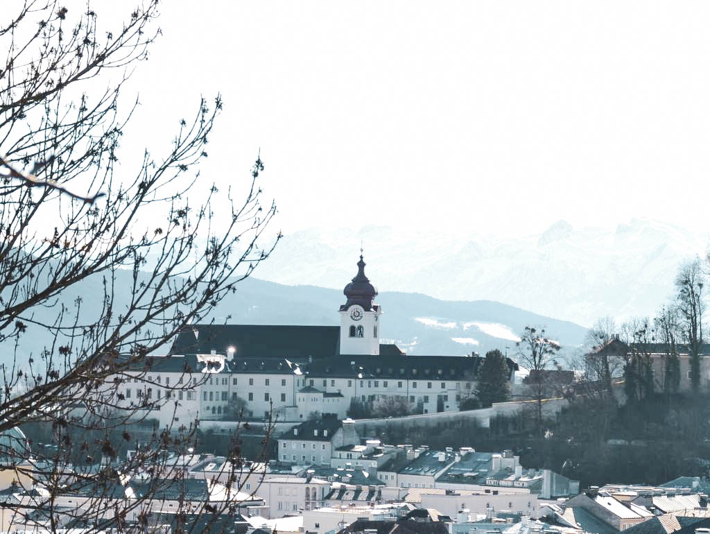Stift Nonnberg am Nonnberg