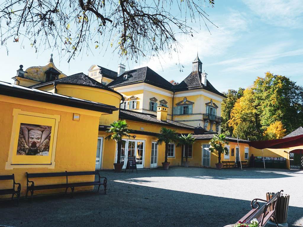 Schloss Hellbrunn Salzburg