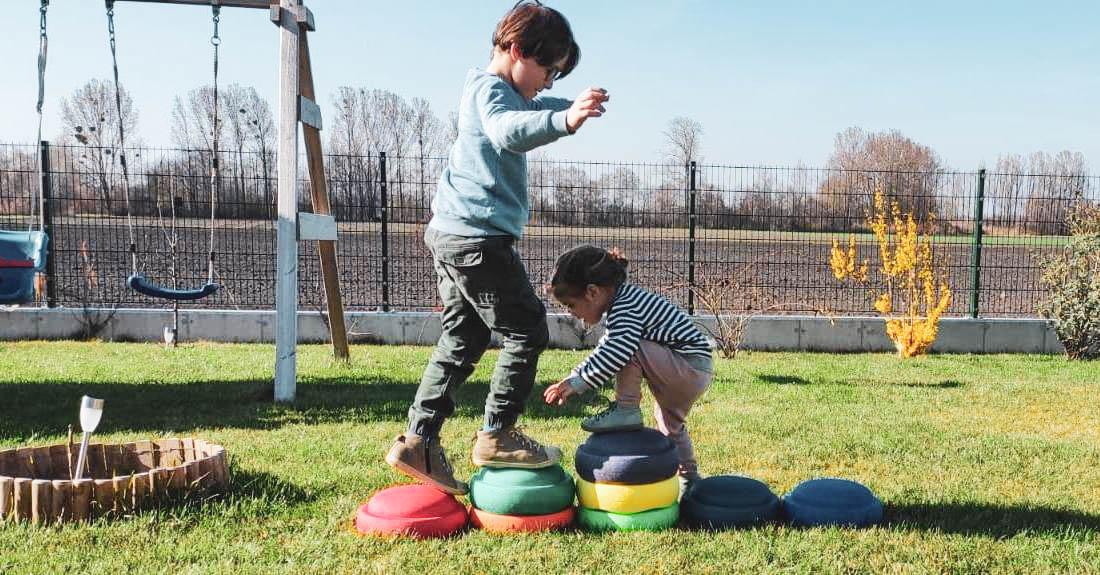 Trennung auf Zeit; was wir Großeltern für die Enkeln machen können | claudiaontour