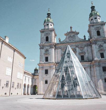 Silent City Salzburg, Lockdown 2020