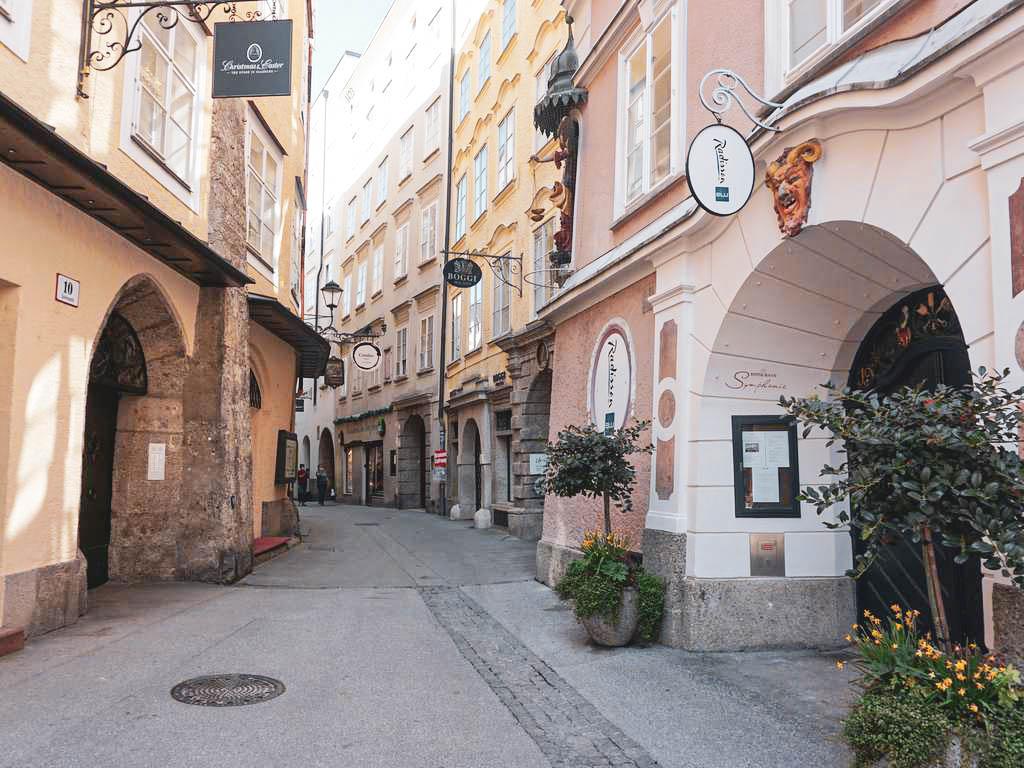 Judengasse Salzburg