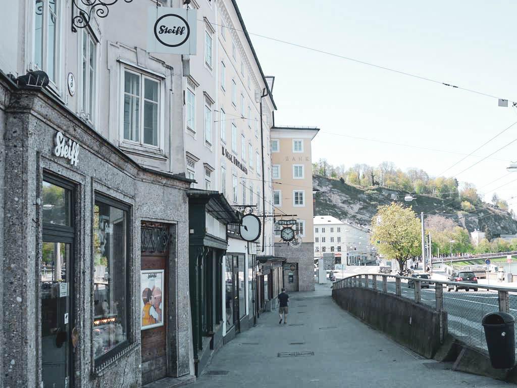 Salzburg Griesgasse