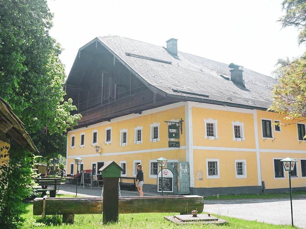 Gasthaus Die Ramsau