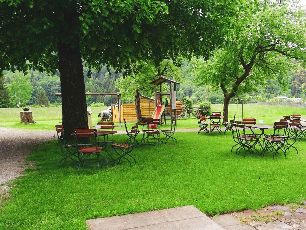 Spielplatz Die Ramsau