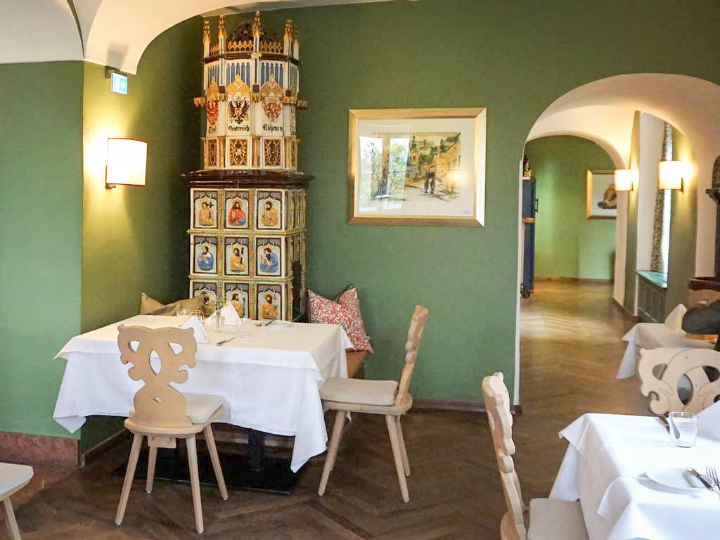 Stube Restaurant Reinhartshuber