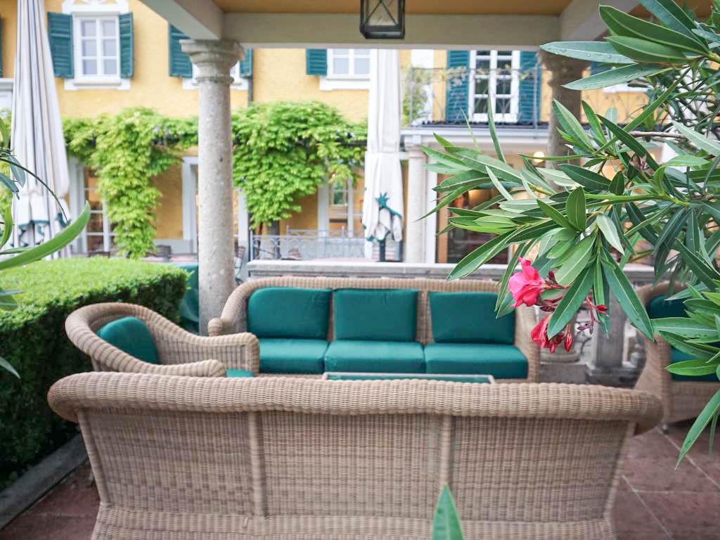 Lounge im Gwandhaus