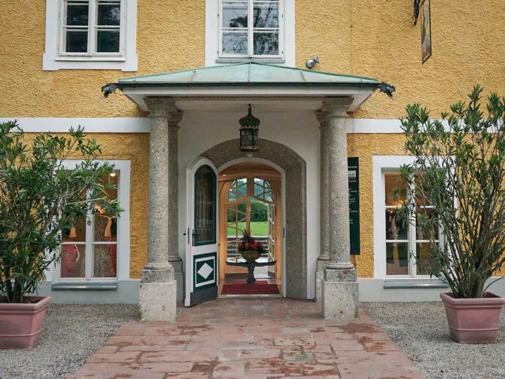 Eingang Gwandhaus