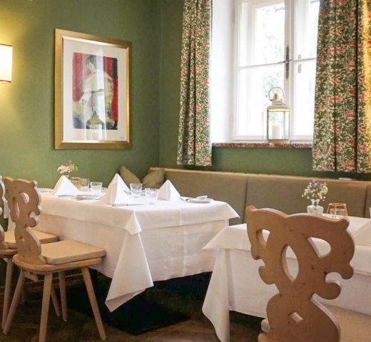 Restaurant Reinhartshuber im Gwandhaus