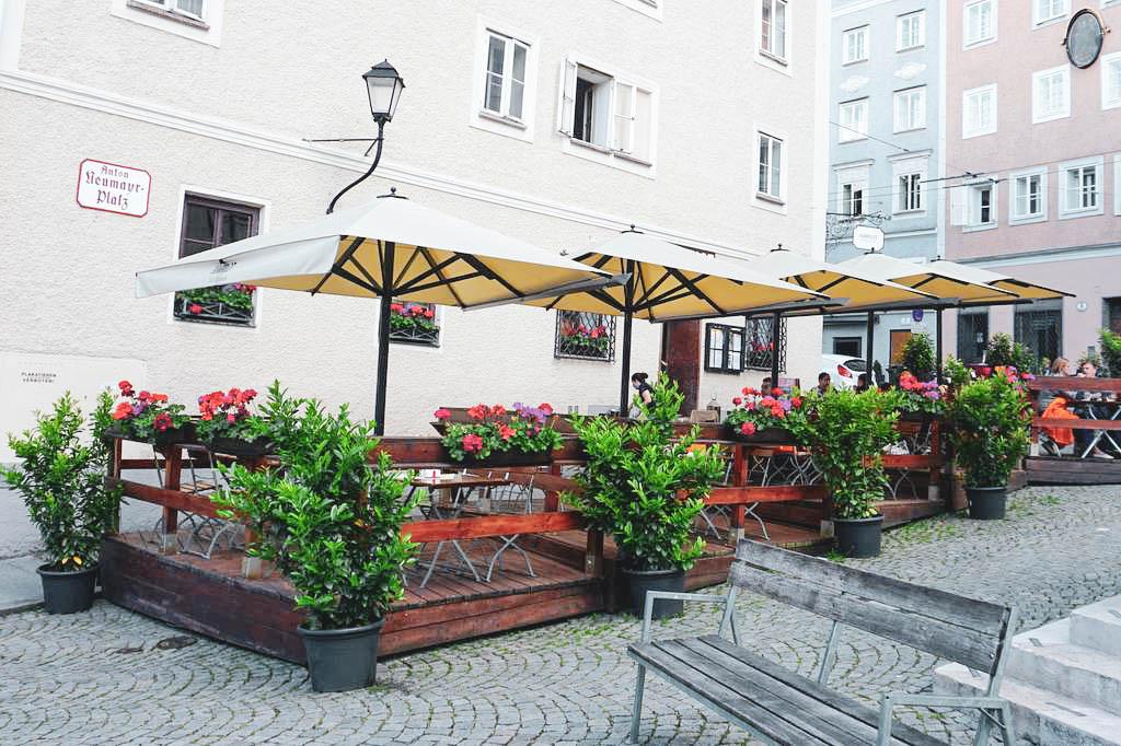 Gastgarten Humboldtstubn