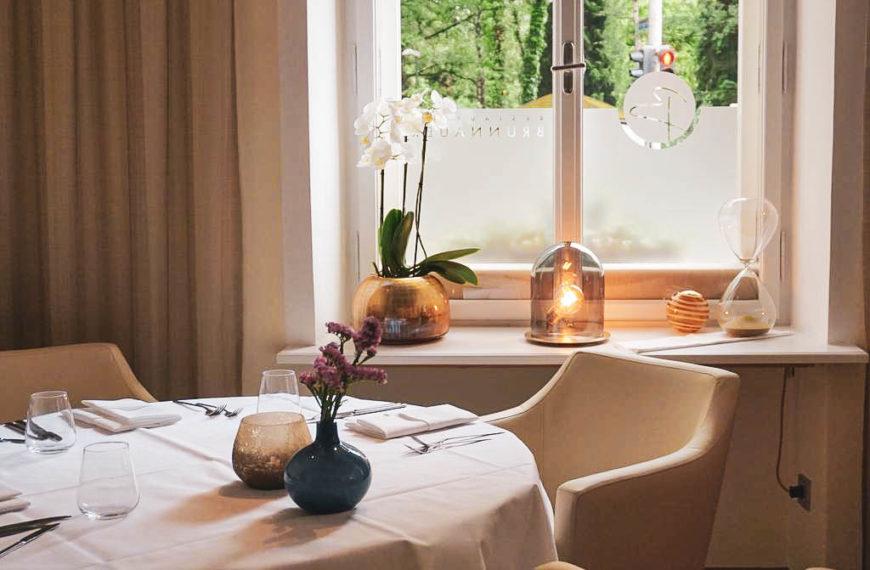 Das Restaurant Brunnauer im Nonntal, immer ein Genuss
