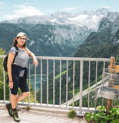 Ausflug zum Gosausee und Wanderung auf der Zwieselalm