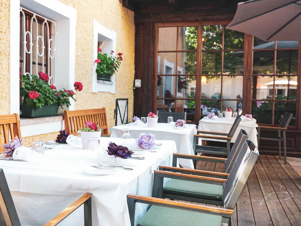Gastgarten Elixhauser Wirt