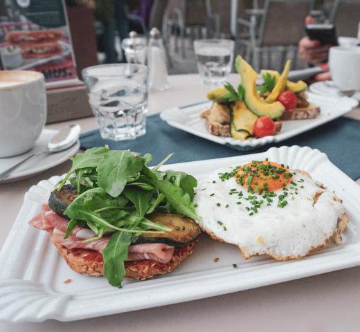 Frühstück und Brunch im MUS Café Museum