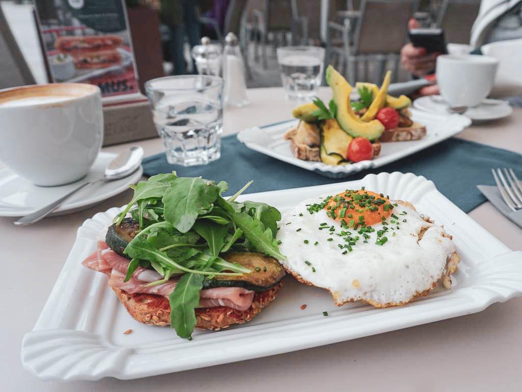 Frühstück MUS Café Museum