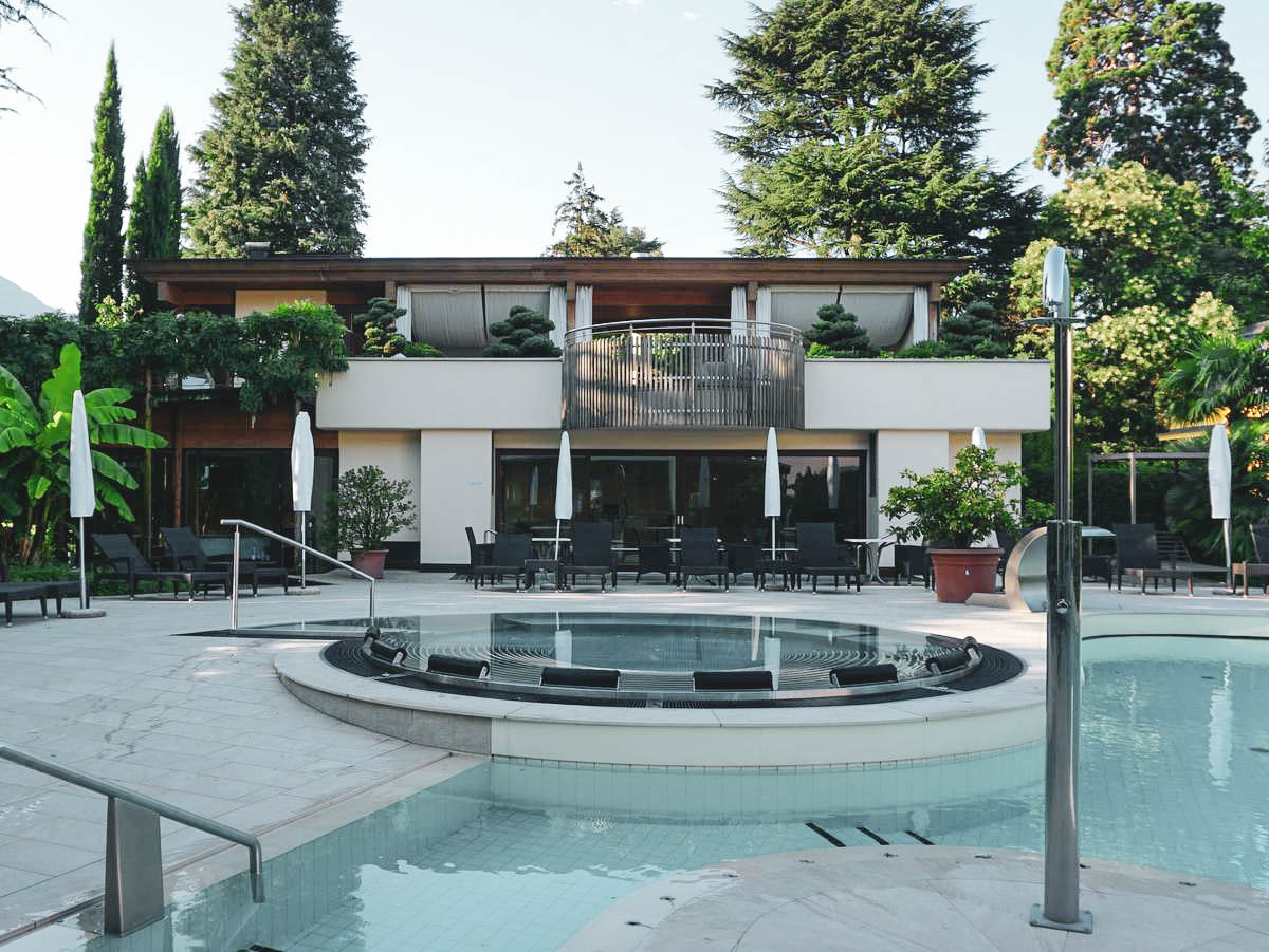 Saunahaus Park Hotel Mignon
