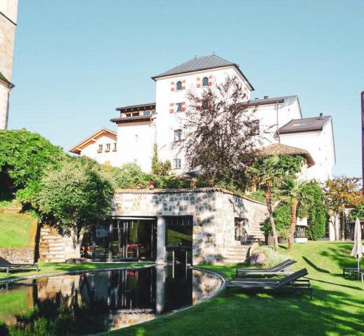 Schöne Auszeit im Hotel Turm in Völs am Schlern