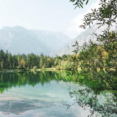 Wandern im Tennengau; das Bluntautal