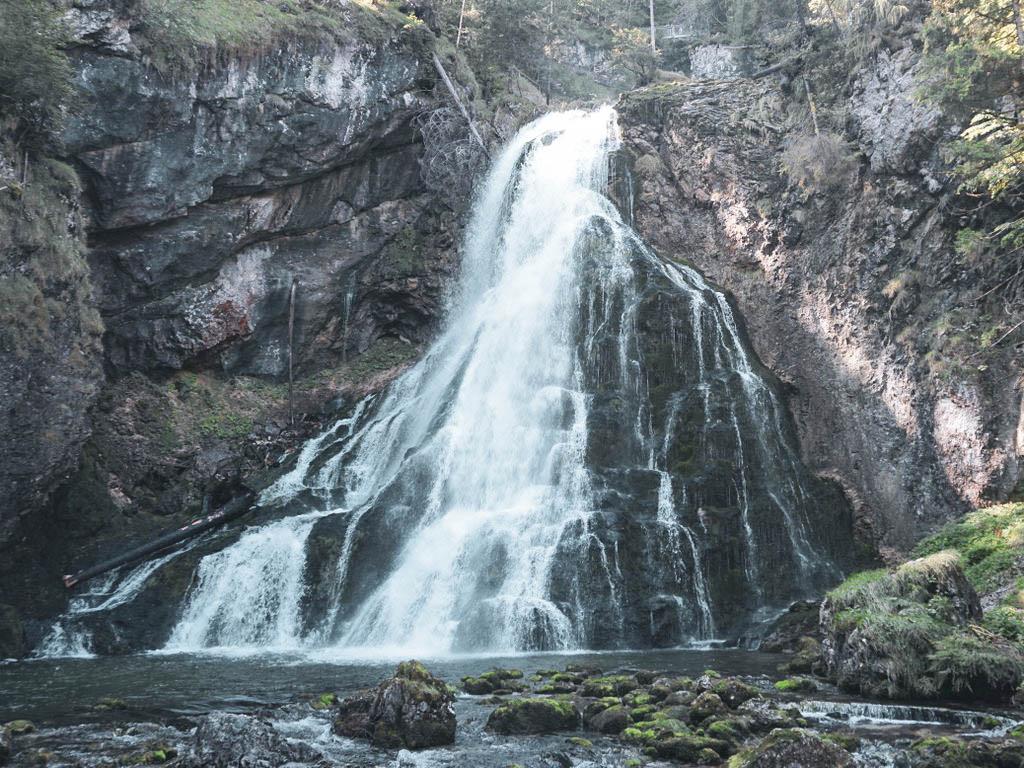 Gollinger Wasserfall Tennengau