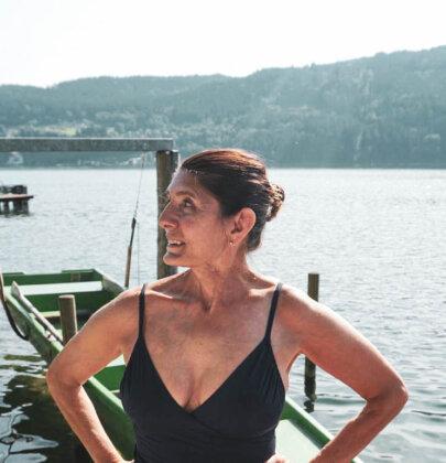 Mut kann man nicht kaufen oder wie ich den Millstätter See durchschwamm
