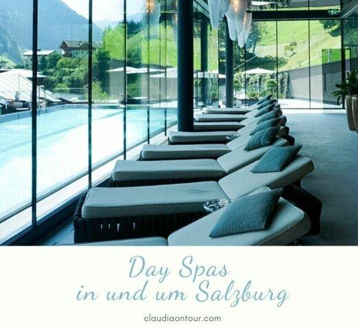 Day Spa und Wellness in und um Salzburg