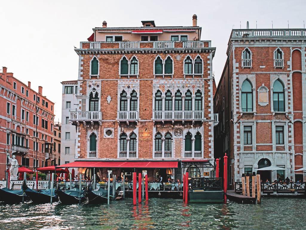 Hotel Bauer Palazzo Venedig