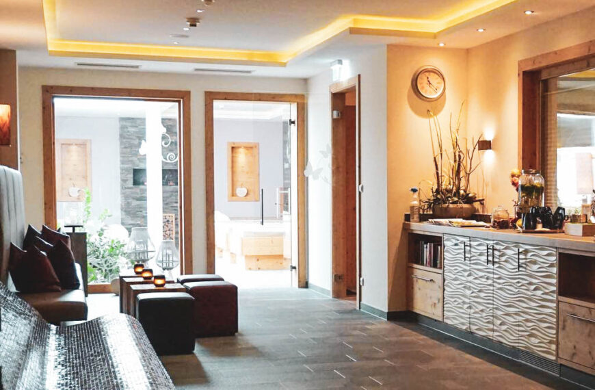 Kleine Auszeit im Hotel Melanie; Day Spa in Wals bei Salzburg