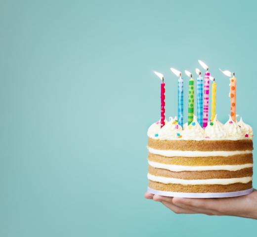 58 und schon wieder ein ungewöhnlicher Geburtstag