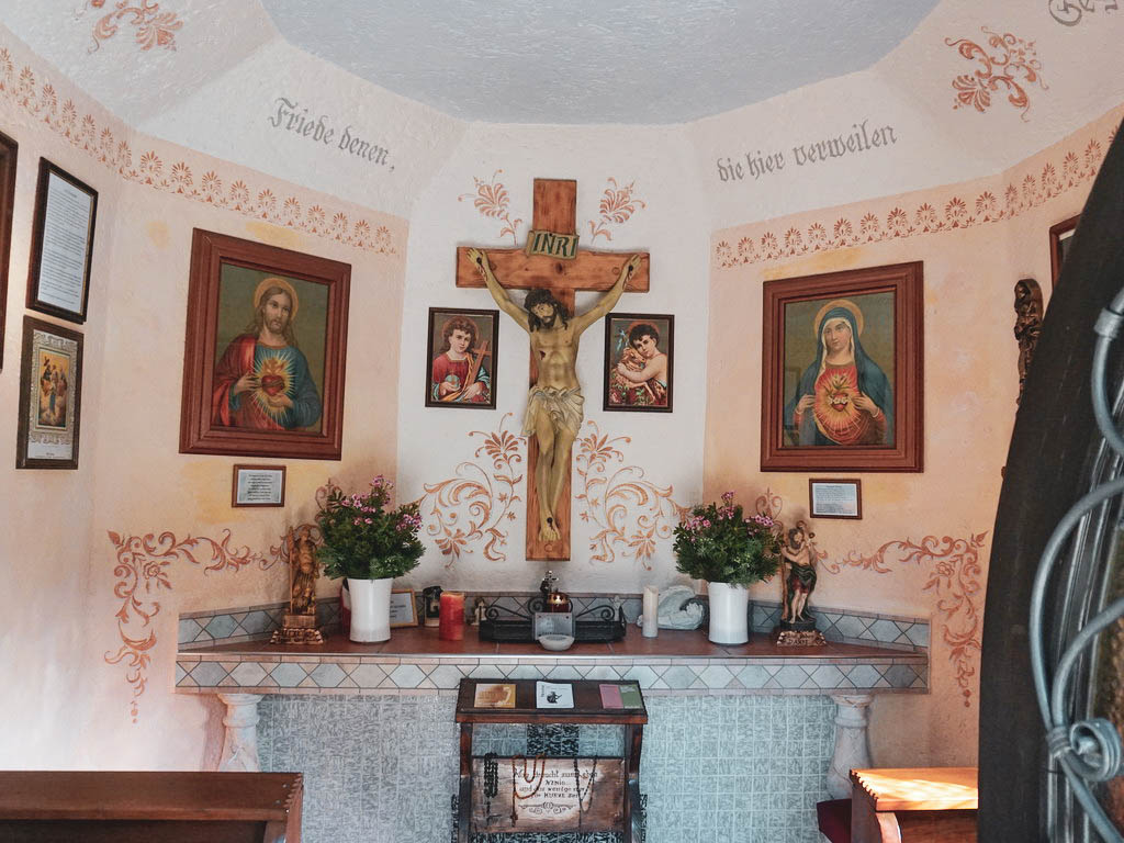 Kapelle am Hochkönig