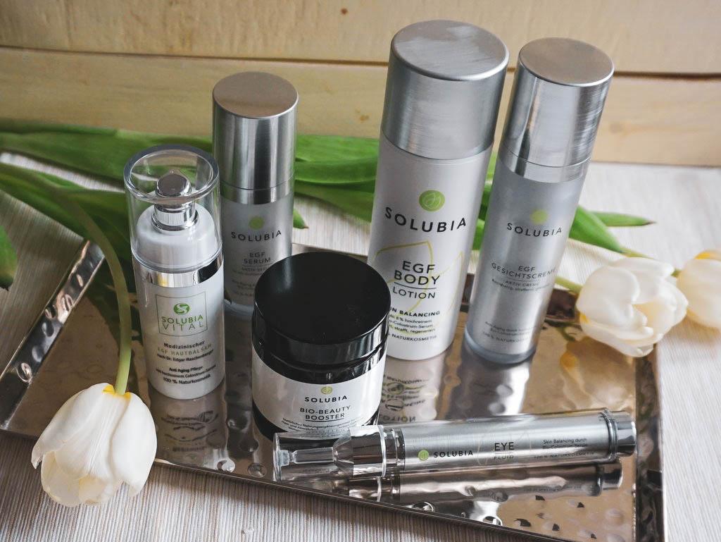 Produkte von Solubia