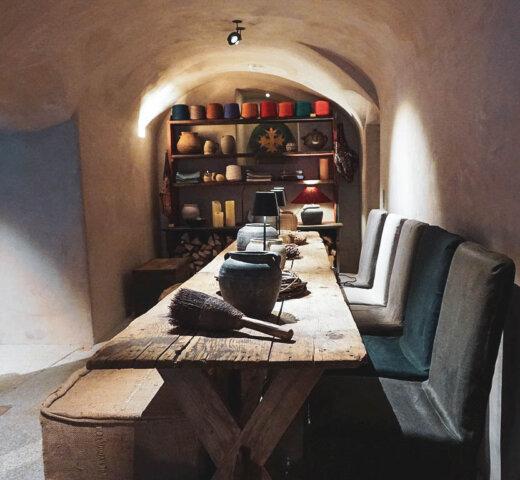 Wo der gute Geschmack zu Hause ist, Concept Store Townhouse Weisses Kreuz