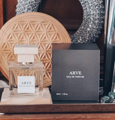 ARVE Eau de Parfum, ein Duft aus meiner Heimat