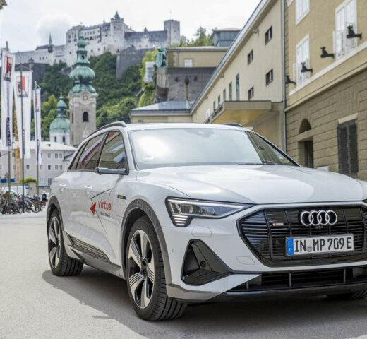 Mit einer virtual time travel durch die Festspielstadt Salzburg