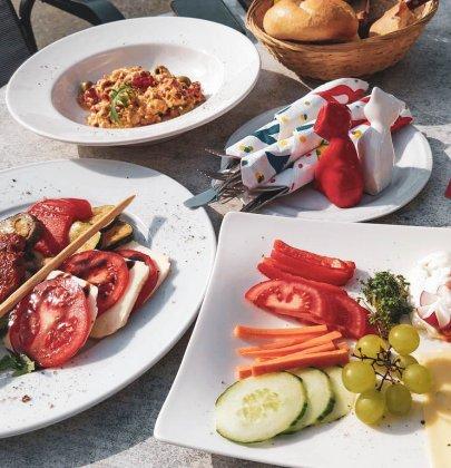 Frühstück und Brunch in Henndorf; das Dorfcafé
