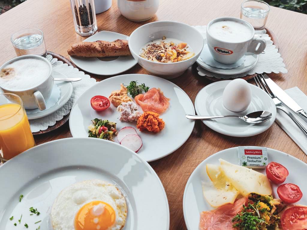 Frühstück und Brunch Geheimtipp; das Haus Arenberg