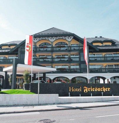 Miniauszeit im Hotel Friesacher in Anif