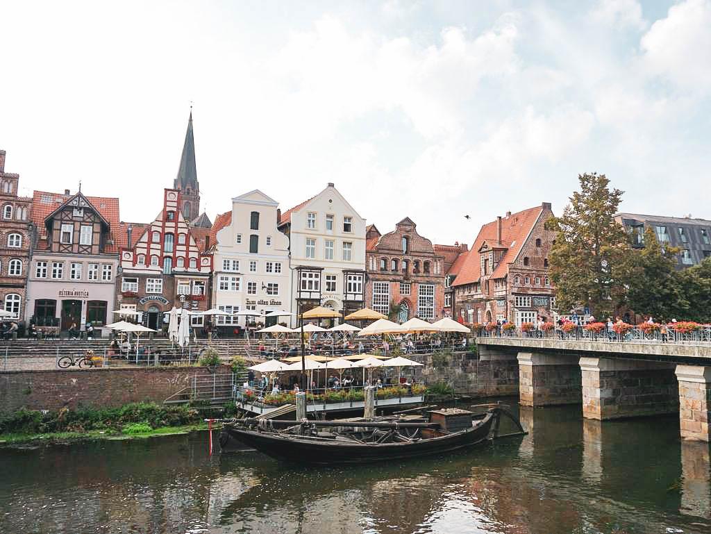Lüneburg, das ist viel mehr als Heide
